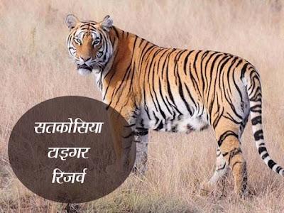 सतकोसिया बाघ अभयारण्य | Satkosiya Tiger Resever in Hindi