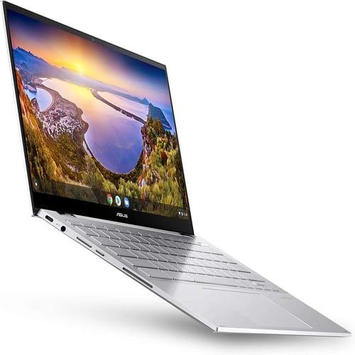 Review ASUS Chromebook Flip C436FA-DS388T FHD Laptop