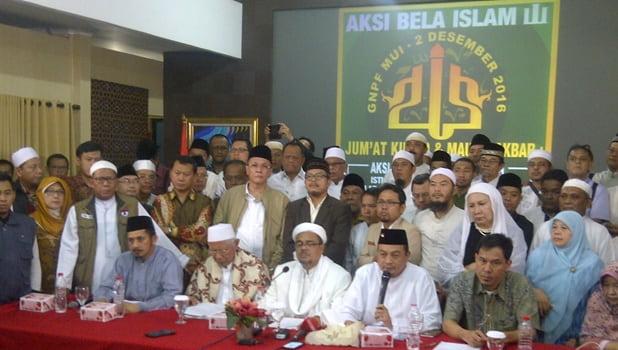 MUI: Polri Berupaya Bungkam Media dan Aktivitas Bela Islam