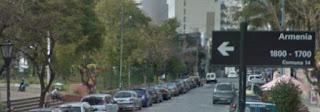Calle Armenia