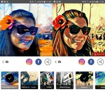 Aplikasi Perubah Gambar Menjadi Karya Seni - Aplikasi Prisma Resmi Dirilis
