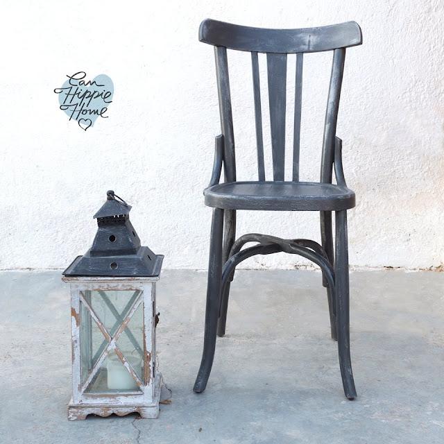 Sillas de madera de colores - Muebles de Can Hippie Home-4