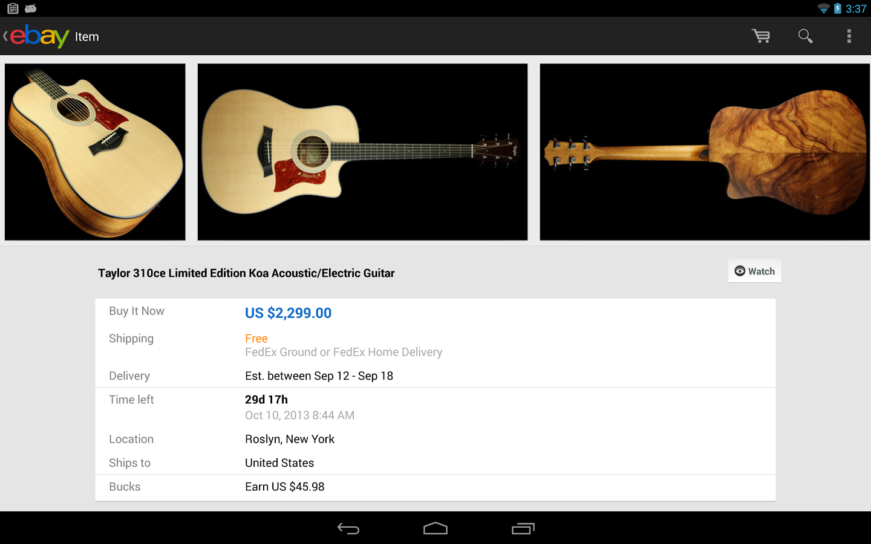 Apps Apk Collection: eBay 2 4 1 1 Apps apk