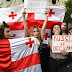 МИД Грузии сообщил, что протесты в центре Тбилиси не несут угрозы туристам