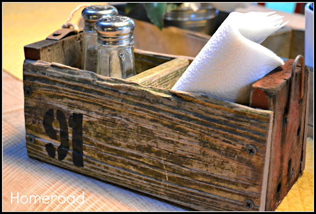 A Driftwood Hunt & A Crate