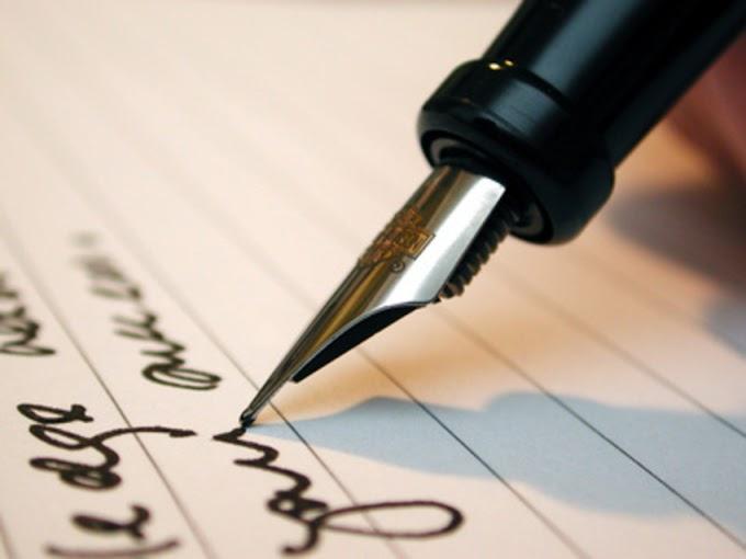 Tantangan Menulis, Bukan Untuk Dihadapi Melaikan Diabaikan