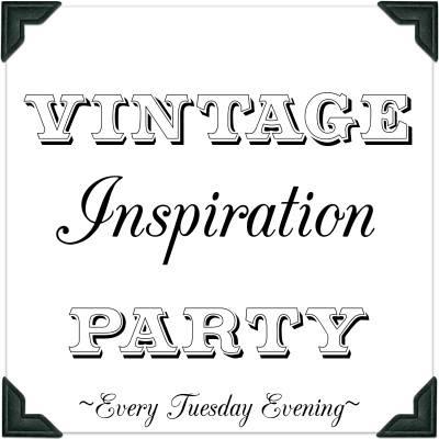 Vintage Inspiration Party
