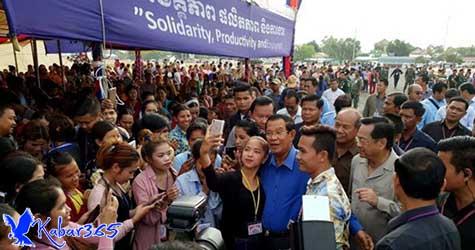 Oposisi Kamboja Minta Australia Tolak Hasil Pemilu dan Kemenangan Hun Sen