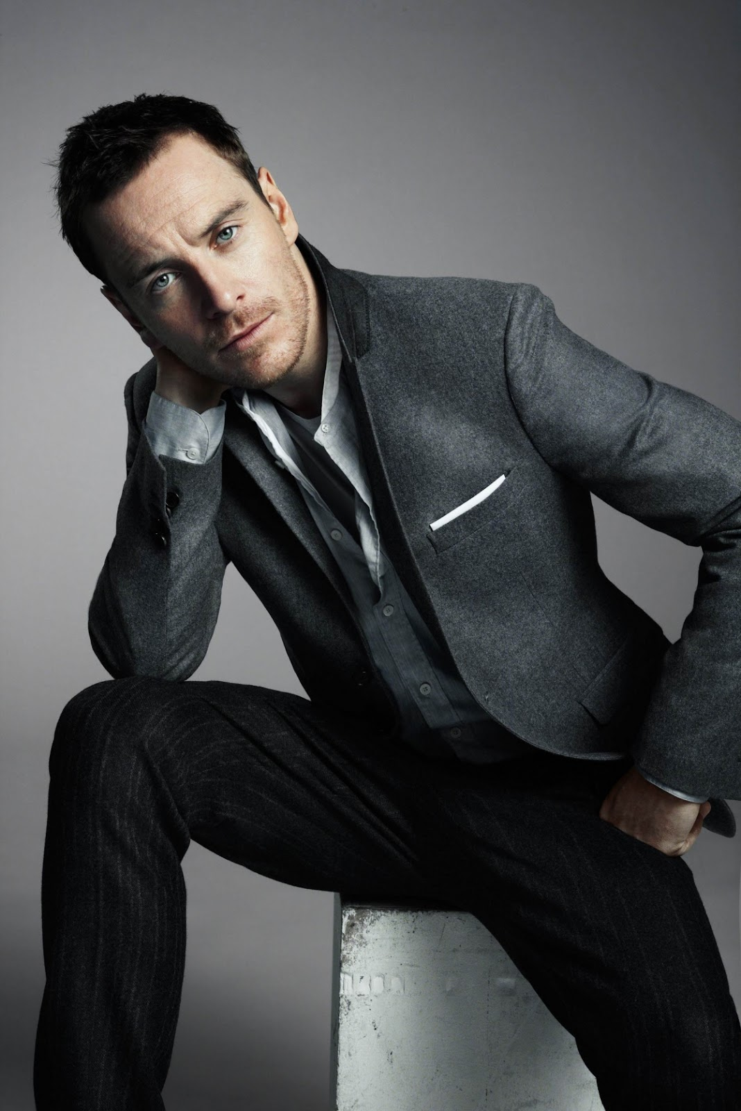 MOST BEAUTIFUL MEN: MICHAEL FASSBENDER Michael Fassbender