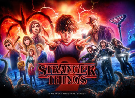 Download Stranger Things Season 1 Dual Audio [Hindi + English] 720p + 1080p BluRay ESub