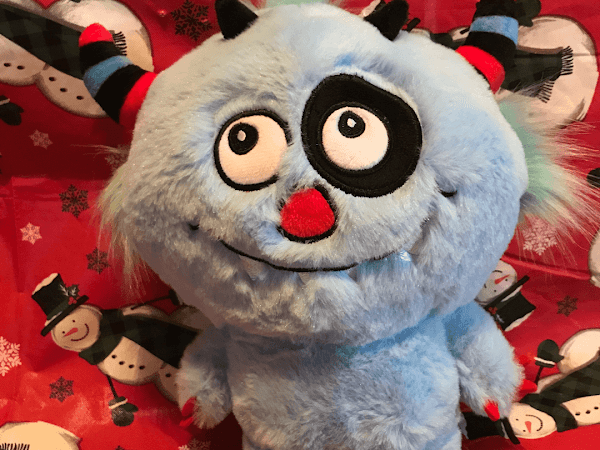 Snuggle Monster Hide and Seek Bedtime Makes Bedtime Fun
