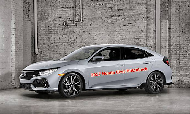 2017 Honda Civic Hatchback Review, Release date, Specs and Price