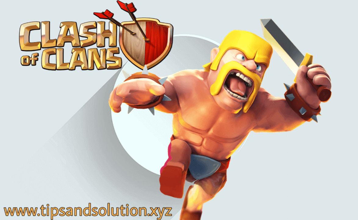 Clash of Clans New Mod 11.651.10 Apk Download