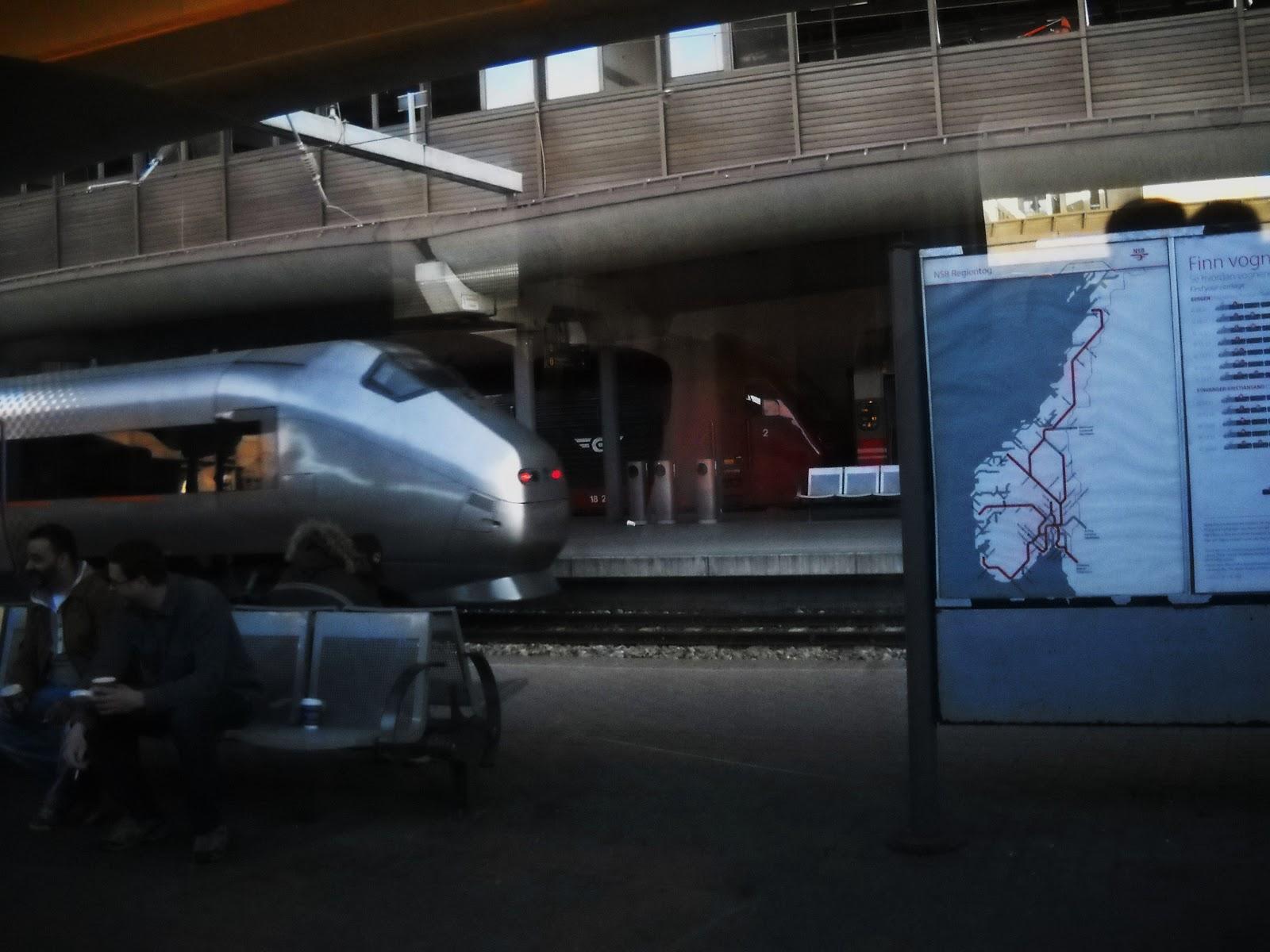 Transportsentralen Lillestrøm