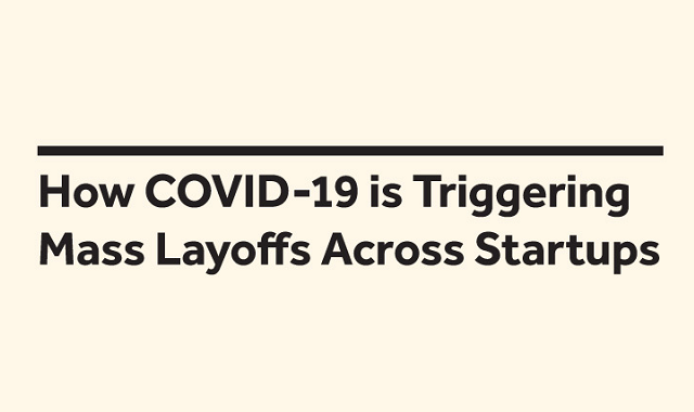 Covid-19 takes a massive hit in tech startups globally