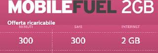Tariffe Fastweb Mobile Fuel: prezzi e caratteristiche