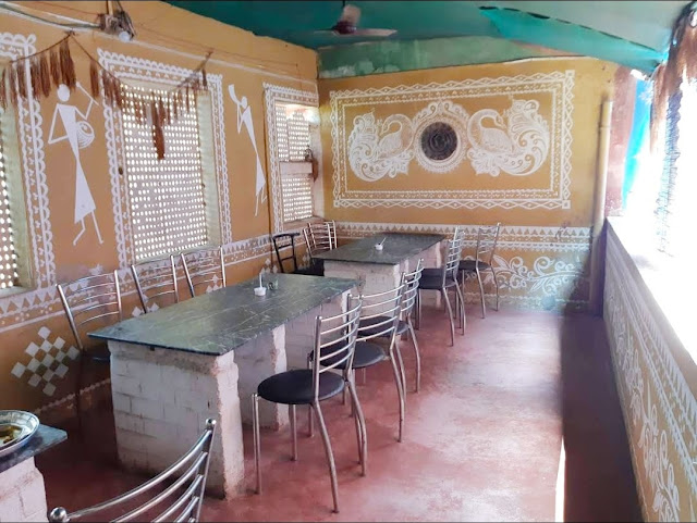 Beautiful Arts inside Odianee Family Restaurant
