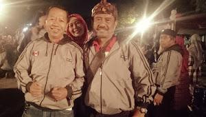 H.M. Partoyo, S.E. Himpun Warganya Dengan Botram, Dalam Peringati HUT RI ke-74 Th. 2019