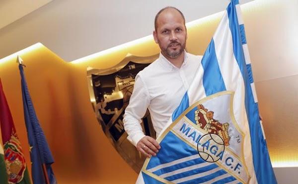 Málaga, José Alberto López sigue de cerca los partidos del Juvenil