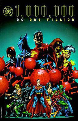 DC Um Milhão TODAS AS HQS COMPLETAS Torrent (1997) Legendado HQ / Quadrinhos Download