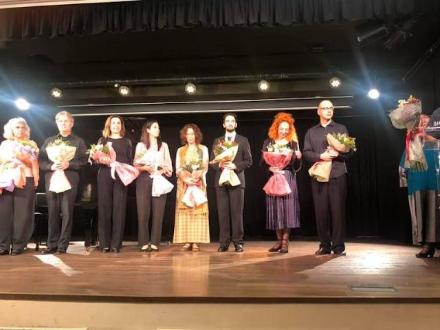 Υπέροχη μουσική βραδιά στη συναυλία των καθηγητών του Δημοτικού Ωδείου Άργους Μυκηνών