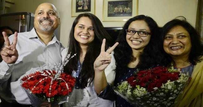 Ria Dabi family background
