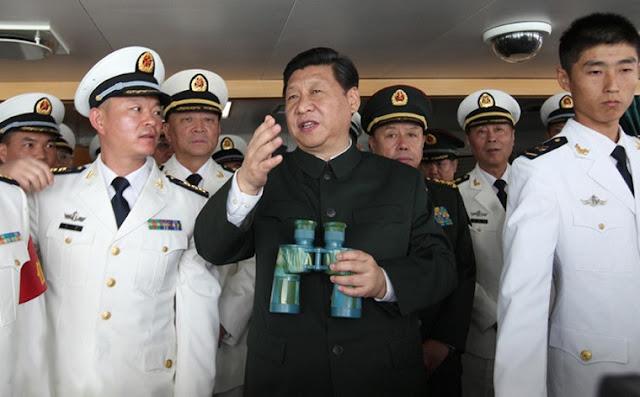 """""""Tàu Hải Dương 08 xâm phạm vùng biển bãi Tư Chính là do Tập Cận Bình chỉ đạo"""" 2"""