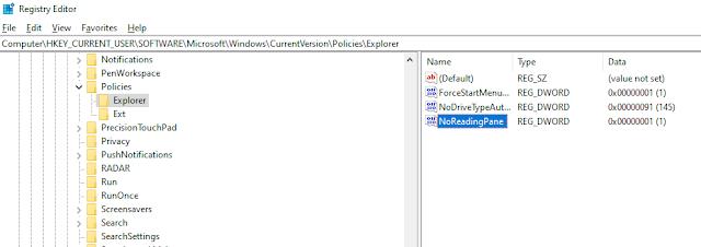 Registry Editor Image