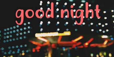 good night sister greetings