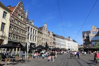 Traslado de Charleroi a Gante