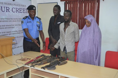 Woman Leading Kidnap & Robbery Gang Finally Arrested