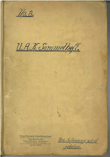 Cover of Logbook for U-53