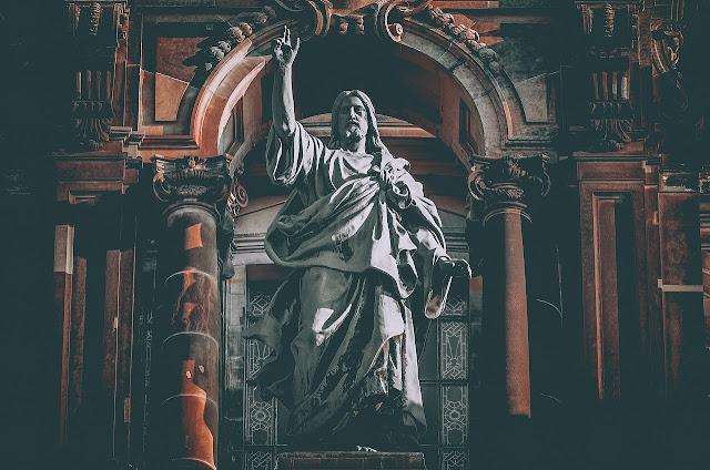 تماثيل جميلة في المانيا وخلفيات
