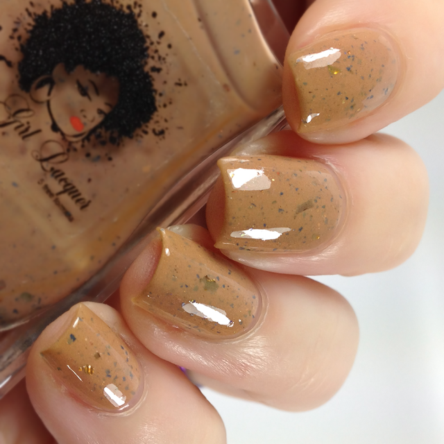Baby Girl Lacquer-Remember The Time?!