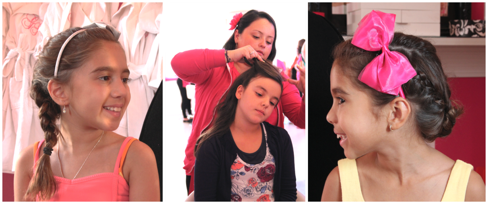 Back to School Glam Jam braid bar