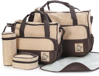 حقيبة لاغراض الطفل