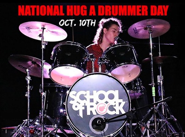 National Hug a Drummer Day Wishes Pics