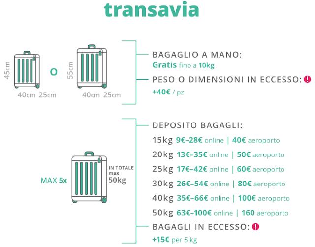 Compagnia aerea low cost Transavia