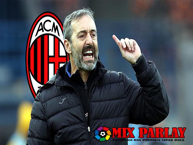 Marco Giampaolo : Milan Harus Bisa Bermain Lagi Di Liga Champions