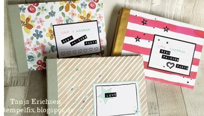 stempelfix minialbum mit ringbindung fotobuch selber machen. Black Bedroom Furniture Sets. Home Design Ideas
