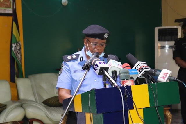 Rivers Police Commissioner disbands notorious Eagle Crack Squad