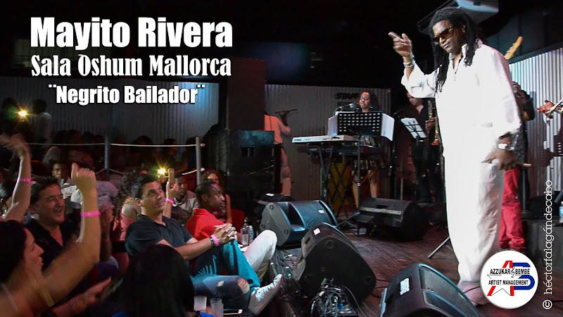 Mayito Rivera - ¨Negrito bailador¨ - Videoclip - Dirección: Héctor Falagán De Cabo. Portal Del Vídeo Clip Cubano