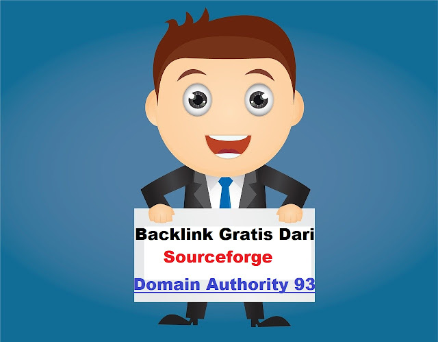 backlink gratis Domain Authority 93