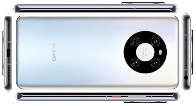 هواوي ميت Huawei Mate 40E الاصدار: OCE-AN50