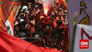 Polisi Tetapkan 10 Jakmania Tersangka Kerusuhan di GBK
