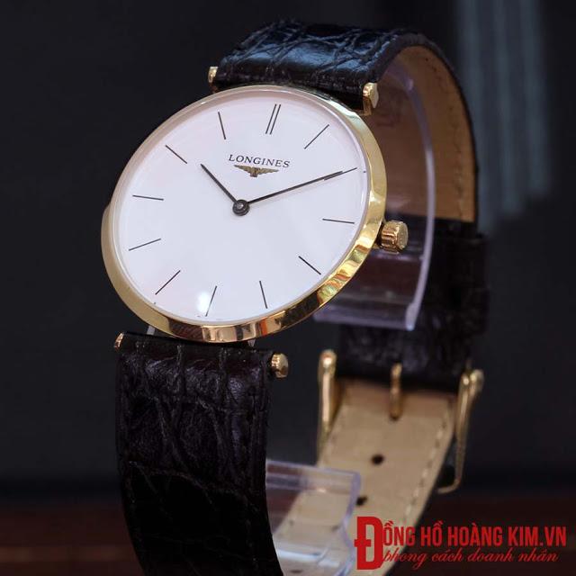 Đồng hồ nam dây da giá dưới 1 triệu L129