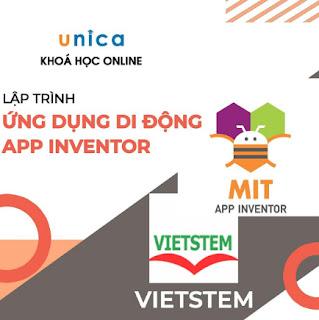 Khóa học CNTT - Khóa học lập trình ứng dụng di động App Inventor UNICA.VN ebook PDF-EPUB-AWZ3-PRC-MOBI