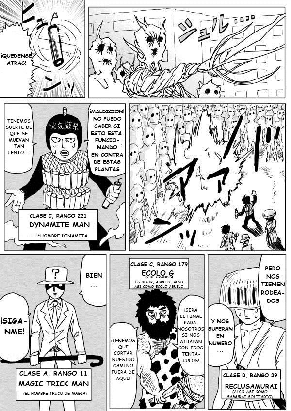 Onepunch-Man (ONE) (Manga) | AnimeClick.it