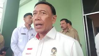 RSUD Pandeglang: Wiranto Tiba di Rumah Sakit Dalam Kondisi Sadar
