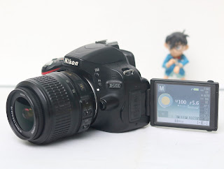 Jual Nikon D5100 DSLR Second